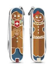 Victorinox & Wenger-Classic Limited Edition 2019 «Gingerbread Love»