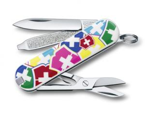 Victorinox & Wenger-Classic Limited Edition 2013 «VX Colors»