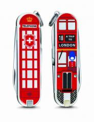 Victorinox & Wenger-Classic Limited Edition 2018 «A Trip to London»