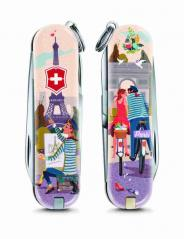 Victorinox & Wenger-Classic Limited Edition 2018 «The City of Love»
